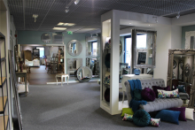 Creative curation – Gallery unveils new showroom