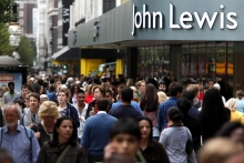 Record home sales week for John Lewis
