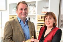 Designer boosts growing North Yorkshire interiors business