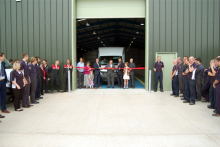 £1.5m factory extension for Trucksmith