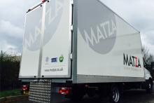 Matza enjoys successful show van tour