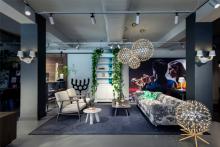 Moooi opens showroom in Fitzrovia