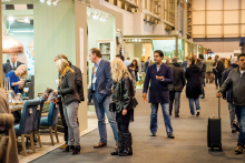 January Furniture Show re-signs as Young Professional Industry Experience sponsor