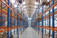 Logistics specialist offers new furniture warehouse after refurb