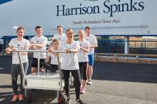 Bed maker to demonstrate its skills at Knaresborough Bed Race