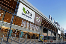 Oak Furniture Land opens first showroom in Rugby and its 90th store nationwide