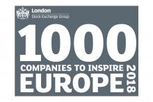 London Stock Exchange recognises inspirational Whitemeadow