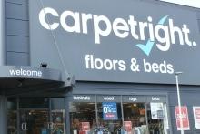 Carpetright reports losses in post-CVA transition