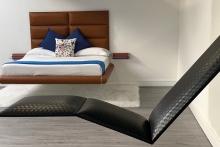 Floating bed, Levitas Design