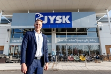 Roni Tuominen on JYSK's unstoppable expansion