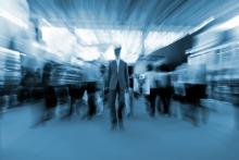 High footfall demonstrates stores' pull, says BRC-Sensormatic IQ