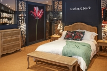 Dreams opens Feather & Black showroom