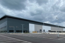 Supplier commits to northern distribution hub