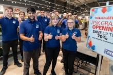 JYSK opens first Leeds store