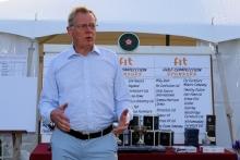 Barker & Stonehouse golf tournament raises £10,000 for charity