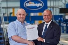 Silentnight awarded Manufacturing Guild Mark
