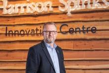 Simon Spinksawarded Ambassador accolade
